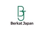tora_09さんのBerkat Japan株式会社のロゴデザインへの提案
