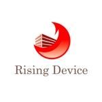 「Rising Device」のロゴ作成への提案