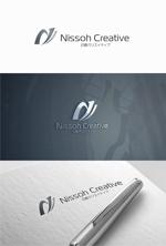 eldorado_007さんの通販とリアル店舗のロゴ「日創クリエイティブ」への提案