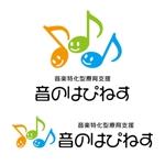 j-designさんの★デザインコンセプトがあるのでイメージしやすいです★音楽療育特化型 放課後等デイサービスのロゴ への提案