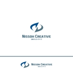 rgm_mさんの通販とリアル店舗のロゴ「日創クリエイティブ」への提案