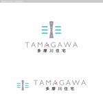 大規模団地「多摩川住宅」のイメージロゴへの提案