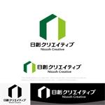 drkigawaさんの通販とリアル店舗のロゴ「日創クリエイティブ」への提案