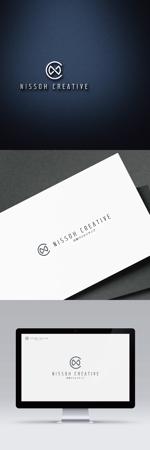 chapterzenさんの通販とリアル店舗のロゴ「日創クリエイティブ」への提案