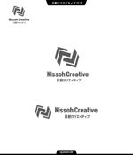 queuecatさんの通販とリアル店舗のロゴ「日創クリエイティブ」への提案