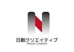 tora_09さんの通販とリアル店舗のロゴ「日創クリエイティブ」への提案