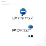 tattsu0812さんの通販とリアル店舗のロゴ「日創クリエイティブ」への提案