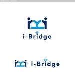 i-Bridge(アイブリッジ)のロゴマーク+文字作成への提案