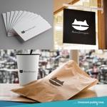 nekosuさんの新商品「どらやき」の筆文字ロゴへの提案