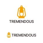 tsujimoさんの卸商社「㈱TREMENDOUS」のロゴへの提案