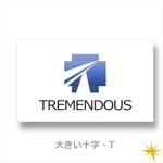 shyoさんの卸商社「㈱TREMENDOUS」のロゴへの提案