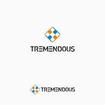 atomgraさんの卸商社「㈱TREMENDOUS」のロゴへの提案