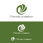 creative_house_GRAMさんのSE人材派遣会社【Mondo creation】のロゴへの提案