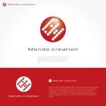 sourrowさんのSE人材派遣会社【Mondo creation】のロゴへの提案