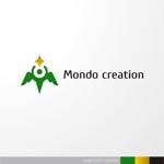sa_akutsuさんのSE人材派遣会社【Mondo creation】のロゴへの提案