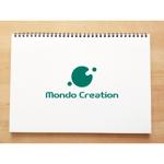 yusa_projectさんのSE人材派遣会社【Mondo creation】のロゴへの提案