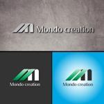 gcrepさんのSE人材派遣会社【Mondo creation】のロゴへの提案