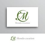 White-designさんのSE人材派遣会社【Mondo creation】のロゴへの提案