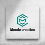 tsukasa110さんのSE人材派遣会社【Mondo creation】のロゴへの提案