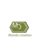 ryoichi_designさんのSE人材派遣会社【Mondo creation】のロゴへの提案