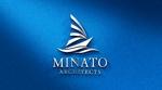 建築設計事務所「港設計」のロゴへの提案