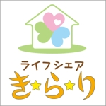 King-macmanさんの福祉型の共同住宅のロゴ(きらり)への提案