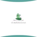 hajime9bさんのスピリチュアル教養スクール「Iris MeditationSchool」のロゴへの提案