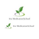 calimboさんのスピリチュアル教養スクール「Iris MeditationSchool」のロゴへの提案