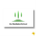 shyoさんのスピリチュアル教養スクール「Iris MeditationSchool」のロゴへの提案