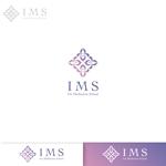 Puchi2さんのスピリチュアル教養スクール「Iris MeditationSchool」のロゴへの提案