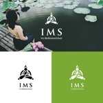 tanaka_358_eikiさんのスピリチュアル教養スクール「Iris MeditationSchool」のロゴへの提案