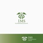 atomgraさんのスピリチュアル教養スクール「Iris MeditationSchool」のロゴへの提案