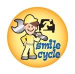 DIBDesignさんの「smile cycle」のロゴ作成への提案
