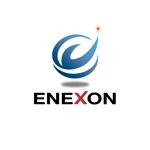 curypapasanさんの「ENEXON」のロゴ作成への提案