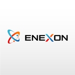 makoさんの「ENEXON」のロゴ作成への提案