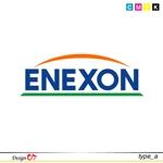 design_ozさんの「ENEXON」のロゴ作成への提案
