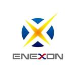 aman-pさんの「ENEXON」のロゴ作成への提案