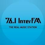 Streeeamさんの「76.1 THE REAL MUSIC STATION InterFM」のロゴ作成への提案