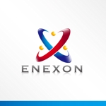 JUN_KATAOKAさんの「ENEXON」のロゴ作成への提案