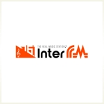 shima-zさんの「76.1 THE REAL MUSIC STATION InterFM」のロゴ作成への提案