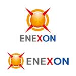 saobitさんの「ENEXON」のロゴ作成への提案
