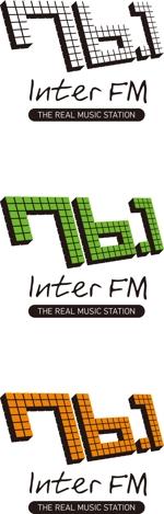 supplementさんの「76.1 THE REAL MUSIC STATION InterFM」のロゴ作成への提案