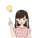 東京都府中市の地域情報ブログ執筆者(女性)のキャラクターデザインへの提案