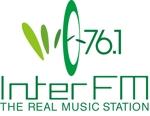 kuma-booさんの「76.1 THE REAL MUSIC STATION InterFM」のロゴ作成への提案
