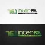 Serkyouさんの「76.1 THE REAL MUSIC STATION InterFM」のロゴ作成への提案