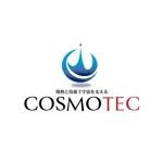 curypapasanさんの日本の宇宙開発を支える「株式会社コスモテック」のロゴ作成への提案