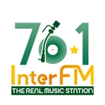karasu-koubouさんの「76.1 THE REAL MUSIC STATION InterFM」のロゴ作成への提案