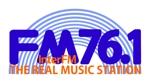 yen2424さんの「76.1 THE REAL MUSIC STATION InterFM」のロゴ作成への提案