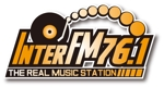 SUPER_DELUXEさんの「76.1 THE REAL MUSIC STATION InterFM」のロゴ作成への提案