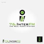 montanさんの「76.1 THE REAL MUSIC STATION InterFM」のロゴ作成への提案